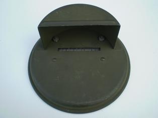 4903-41  headlight blackout mask (shroud) complete