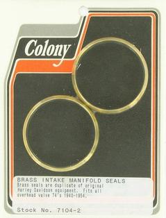 1118-40  inlet packing bushing set, brass