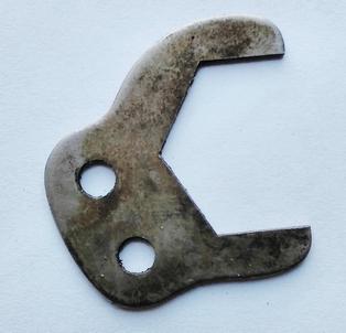 368-29  gear and sprocket shaft nut lockwasher, NOS