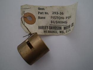 293-36N piston pin bushing, NOS